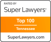 Gino Bulso Super Lawyers Top 100 Tennessee