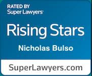 Nick Bulso Super Lawyers Rising Stars Nicholas